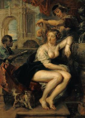 Bathseba at the fountain