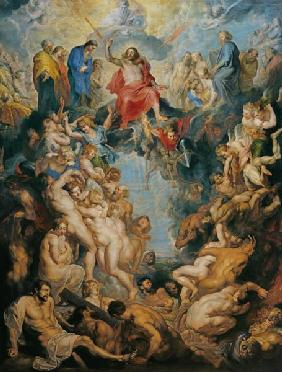 The large Last Judgement.