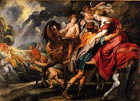 Dido and Aeneas.