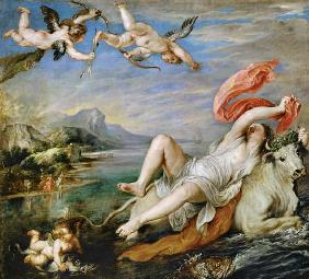 Rape of Europa (after Titian)