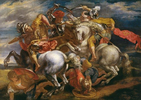 Fight of Anghiari