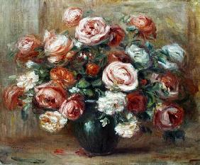 Renoir / Still life with roses