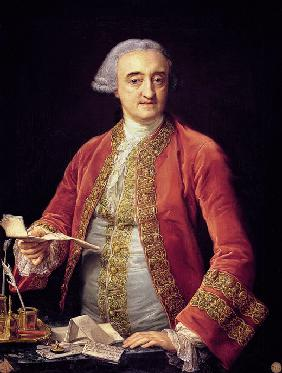 Portrait of Manuel de Roda
