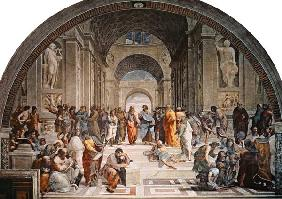 The School of Athens 1509/1510