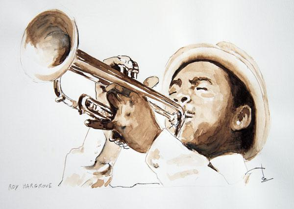 Roy Hargrove - Trompette
