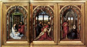 Triptych of Our Fair Lady (Miraflores Altarpiece)