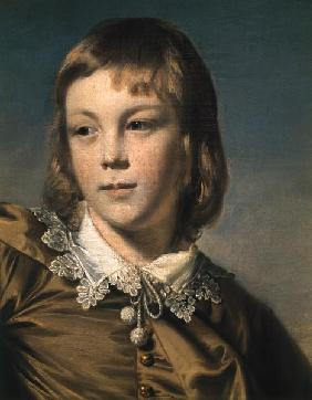 Master Thomas Lister (The Brown Boy)