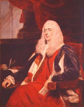 Alexander Loughborough, Earl Rosslyn and Lord Chancellor