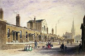 Palmer''s Alms Houses, Tothill Fields