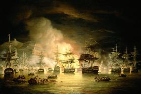 Bombardment of Algiers, August 1816