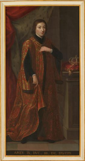 Duke Amadeus IX of Savoy
