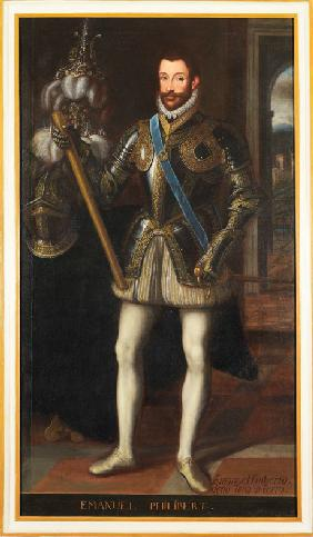 Emmanuel Philibert (1528-1580), Duke of Savoy