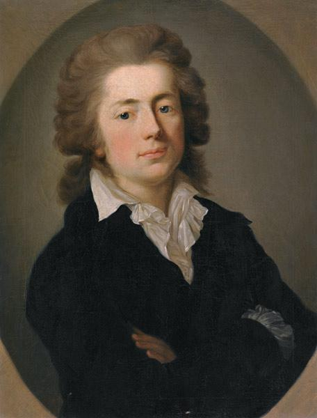 Portrait of Count Jan Nepomucen Potocki (1761-1815)