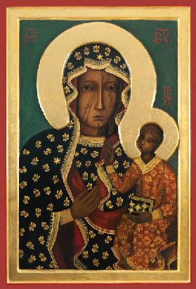 The Black Madonna of Czestochowa (Copy)