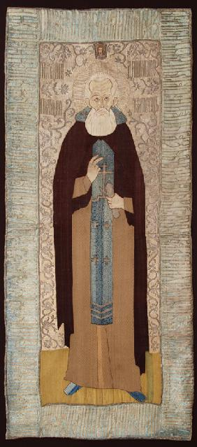 Saint Dmitry Prilutsky (Ecclesiastical embroidery)