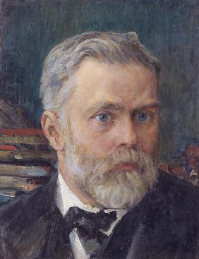 Portrait of Emanuel Nobel (1859-1932)