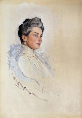 Portrait of Princess Zinaida Yusupova (1861-1939)