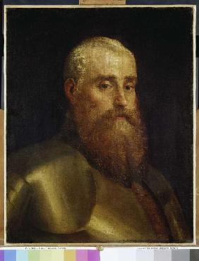 Portrait of the Agostino Barbarigo.