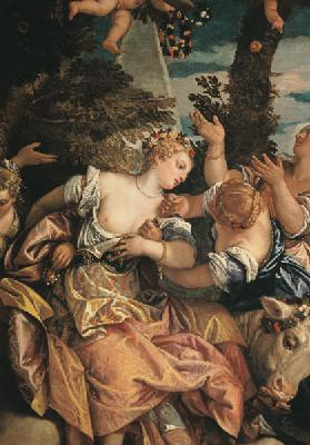 The Rape of Europa  (detail of 60256)