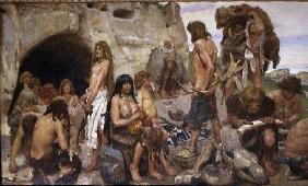 The Stone Age. Everyday life