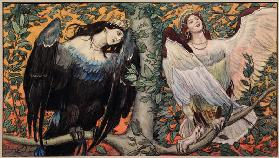 Sirin and Alkonost. A Song of Joy and Sorrow