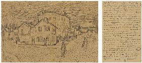 The Yellow House (The street), Letter to Theo from Arles, Saturday, 29 September 1888