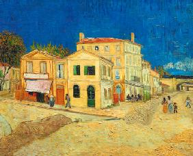 Vincent's House at Arles