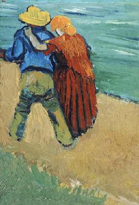 A Pair of Lovers, Arles
