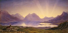 The Dawn, Loch Torridon