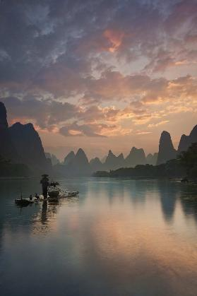 Li River Sunrise